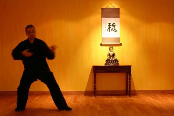 Qigong_Taichi_Yoga-Studio - Tao Institut - Dortmund, Roland Neuman beim-Taichi_2